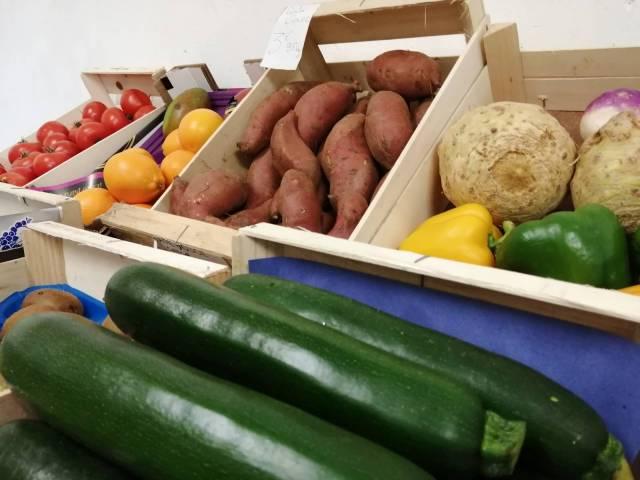 Vente de légumes Bio local Montreuil Juigné